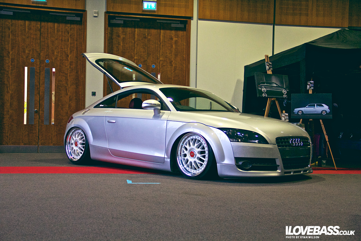 the audi tt forum view topic pics of your lowered mk2 audi tt. Black Bedroom Furniture Sets. Home Design Ideas